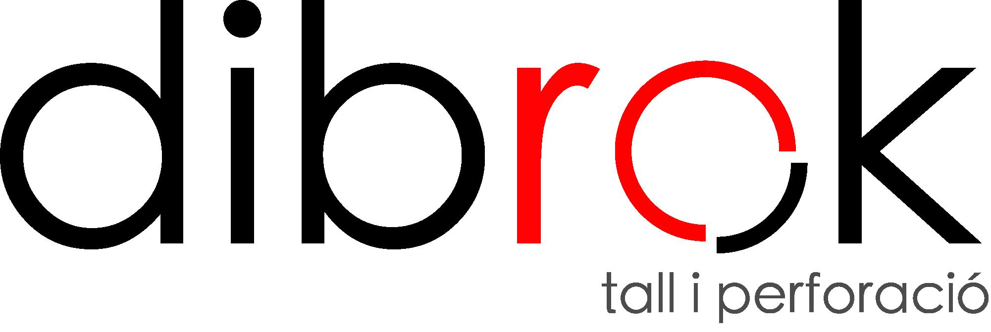 DIBROK – Tall i Perforació de formigó Logo